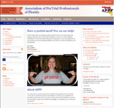 Association of PreTrial Professionals of Florida